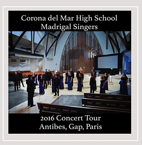 2016 Concert Tour: Antibes, Gap, Paris