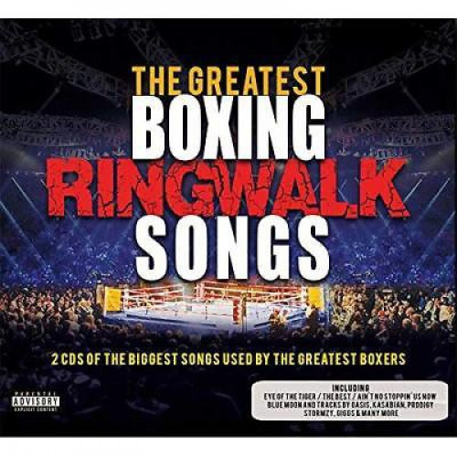 The Greatest Boxing Ringwalk Songs