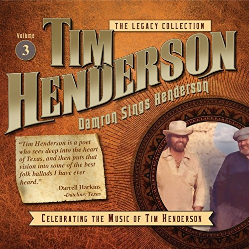 Legacy Collection, Vol. 3: Damron Sings Henderson