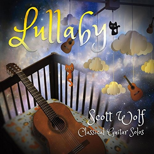 Lullaby: Classical Guitar Solos