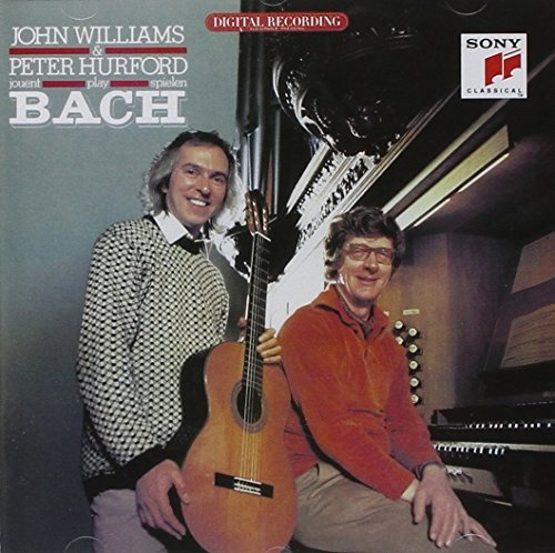 John Williams & Peter Hurford play Bach