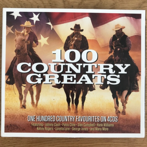 100 Country Greats [Imports]