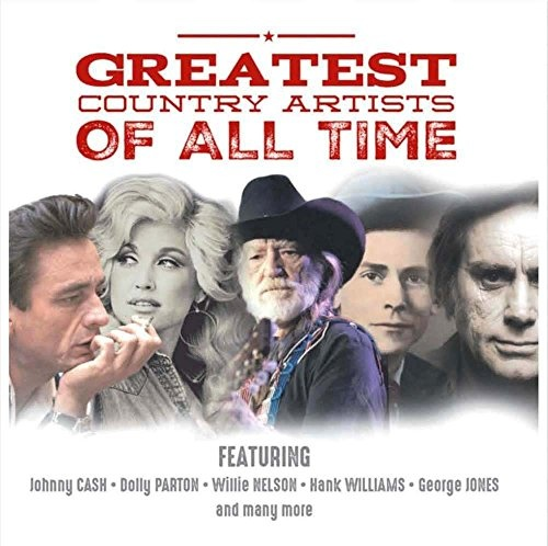 Greatest Country Artists of All Time