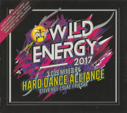 Wild Energy 2017: Mixed by Hard Dance Alliance