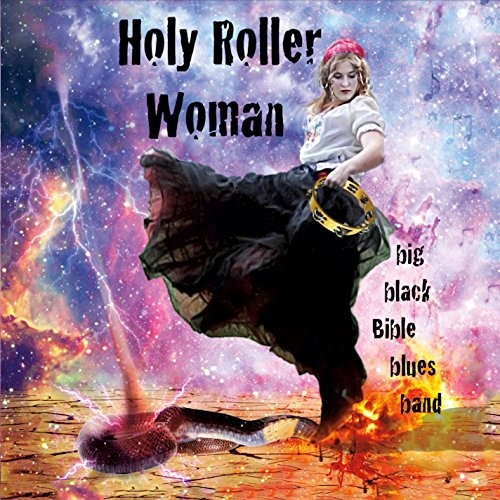 Holy Roller Woman