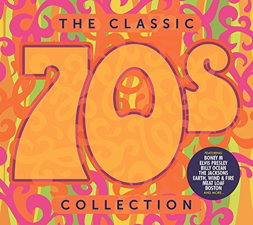 The Classic 70s Collection [Sony]