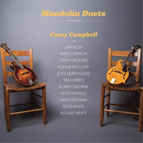 Mandolin Duets, Vol. 1