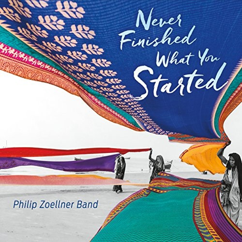 Never Finished What You Started