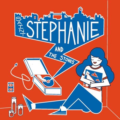 Saint Stephanie and the Stones