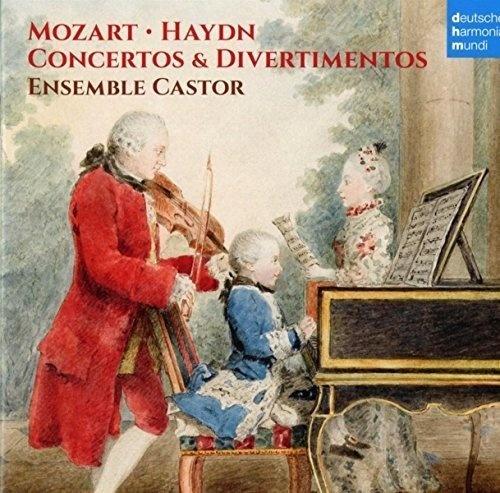 Mozart, Haydn: Concertos & Divertimentos
