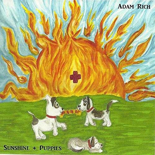 Sunshine + Puppies