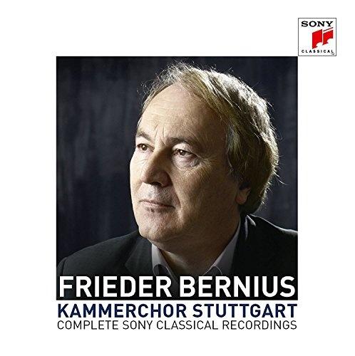 Frieder Bernius: Complete Sony Classical Recordings