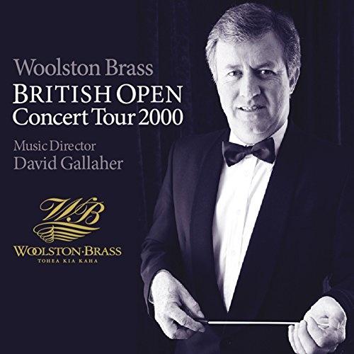 British Open Concert Tour 2000