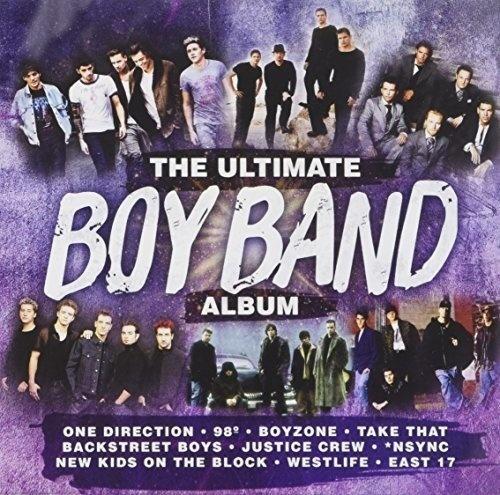 Ultimate Boy Band Album Various Artists Credits Allmusic