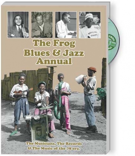 The Frog Blues & Jazz Annual No. 5