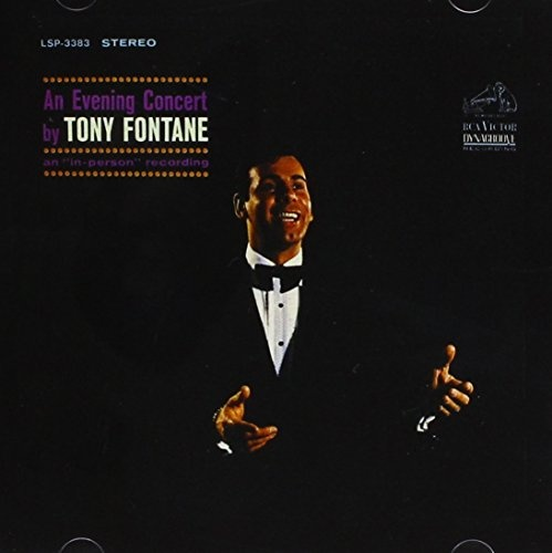 An Evening Concert by Tony Fontane