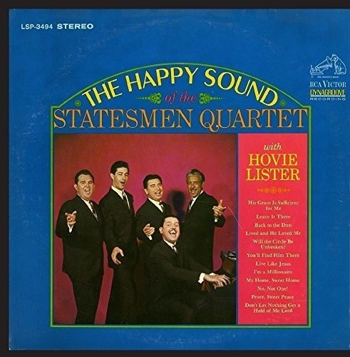 The Happy Sound of the Statesmen Quartet With Hovie Lister