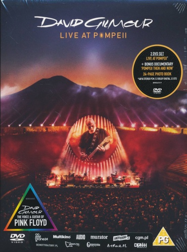 Live at Pompeii [Video]