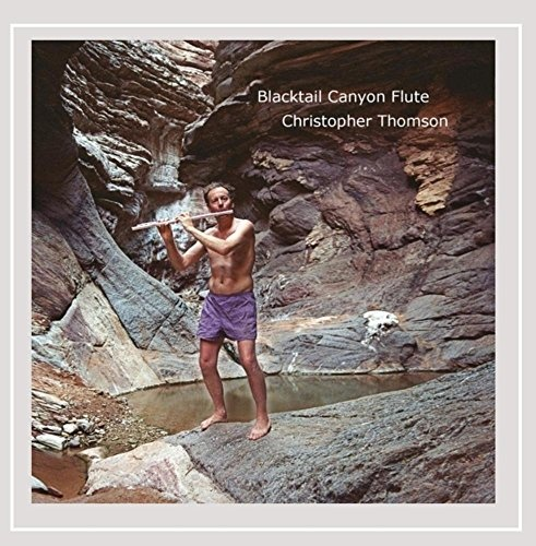 Blacktail Canyon Flute
