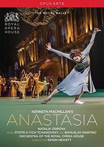 Kenneth MacMillan: Anastasia [Video]