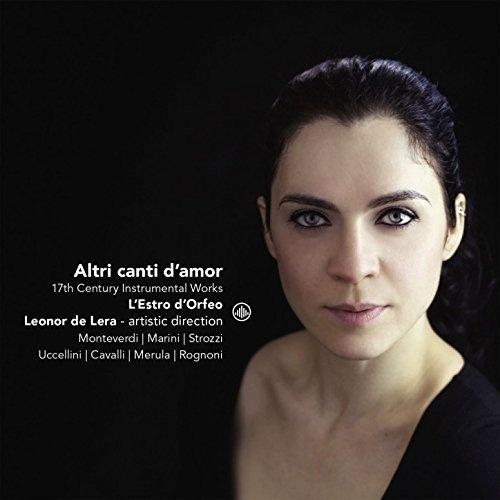 Altri canti d'amor: 17th Century Instrumental Works