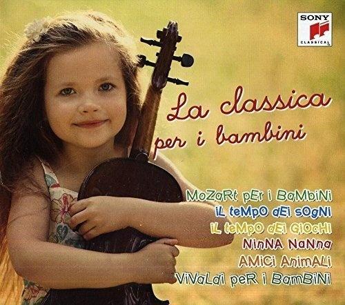La Classica per i Bambini [6 Discs]