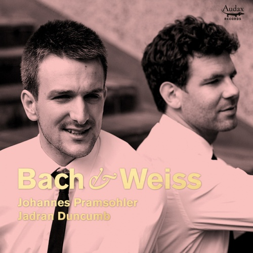Bach & Weiss: Music for Baroque Violin & Lute