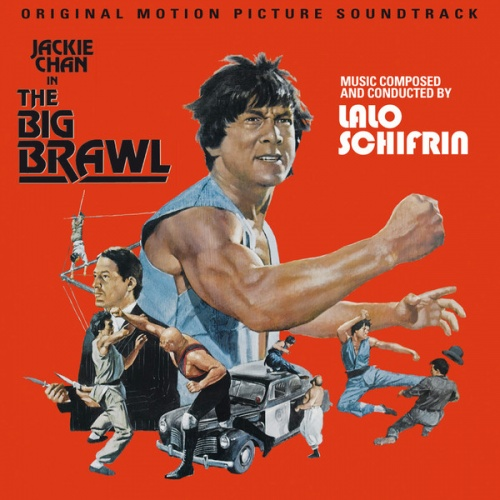 The Big Brawl [Original Motion Picture Soundtrack]