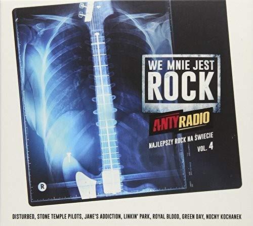 Antyradio: Najlepszy Rock Na Swiecie, Vol. 4