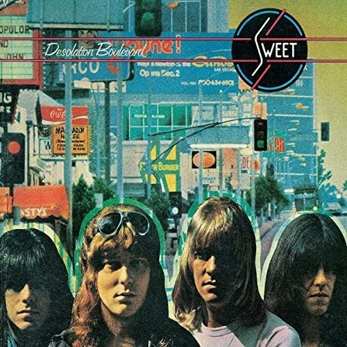 Desolation Boulevard [New Vinyl Edition] - Sweet | Release