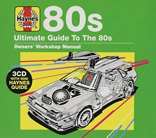 Haynes Ultimate Guide to the 80s [2018]