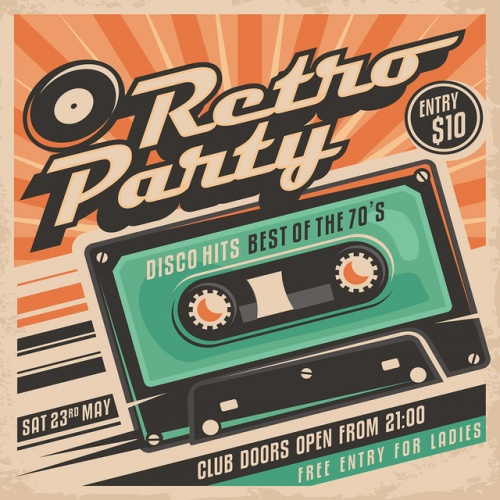 Retro Party: Disco Hits Best of the 70's