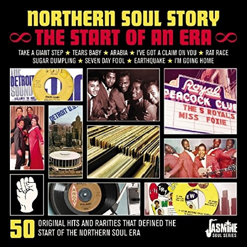Northern Soul Story: The Start of an Era (50 Original Hits