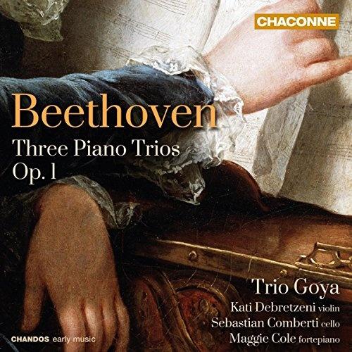Beethoven: Three Piano Trios, Op. 1
