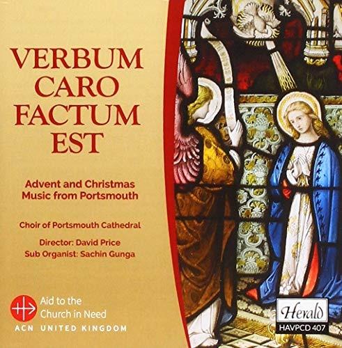 Religious Christmas Music.Verbum Caro Factum Est Advent And Christmas Music From Port