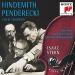 Hindemith, Penderecki: Violin Concertos
