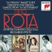 "Nino Rota: Concerto for Strings; ""La Strada"" Suite; Dances from ""Il Gattopardo"""