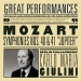 "Mozart: Symphonies No. 40 & No. 41 ""Jupiter"""