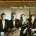 Felix Mendelssohn-Bartholdy: String Quartets 1 Op 12 & 80