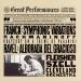 Cesar Franck: Symphonic Variations; Sergey Rachmaninoff: Rhapsody on a Theme of Paganini; Ravel: Alborada Del Gracios