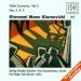 Giornovichi: Violin Concertos, Vol. 2: Nos. 3, 8, 9
