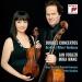Double Concertos: Brahms, Rihm, Harbison